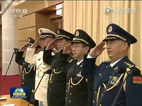‎China‬'s military regrouped into five PLA theater commands
