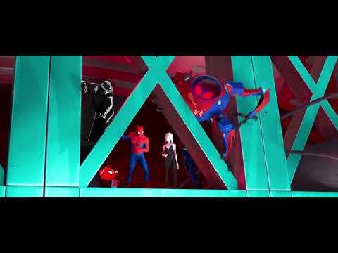 spider-team doivent arrêter le synchrotron| spider-man: nouvelle génération vf - youtube