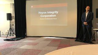 Hoyos live pitch startup crypto au swiss growth forum à monaco 🇲🇨