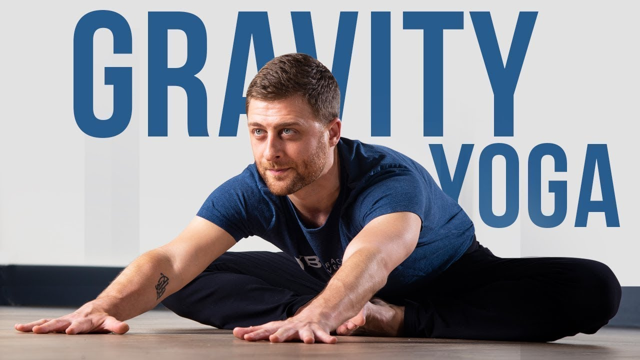 Double Your Flexibility With Gravity Yoga Youtube