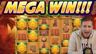 MEGA WIN!! Temple Treasure BIG WIN - Casino Games from Casinodaddy live stream