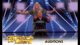 Why Does Howie Mandel ALWAYS Get Picked On? | America's Got Talent 2018