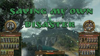 Saving my Own Disaster | Orion