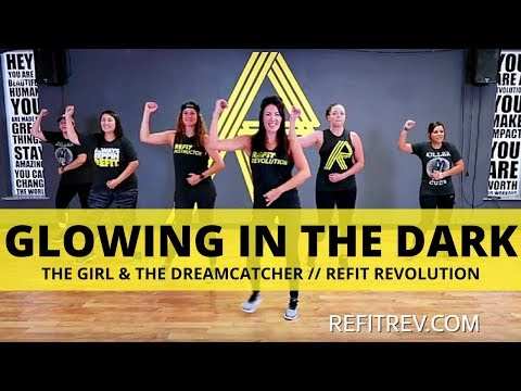 """Glowing In The Dark""  