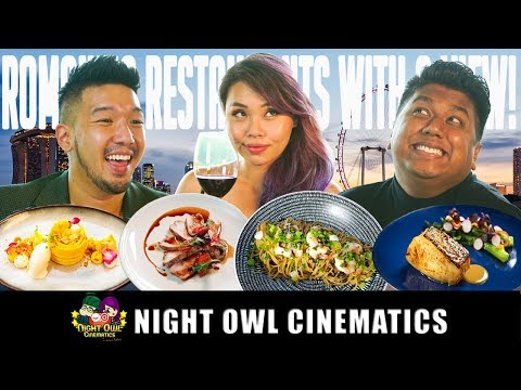 Food King Singapore: Romantic Dining With A View!