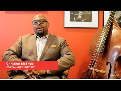 Christian McBride announces the 2019 TD James Moody Jazz Festival at NJPAC mp3