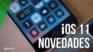 iOS 11: transformando al iPad y mejorando al iPhone