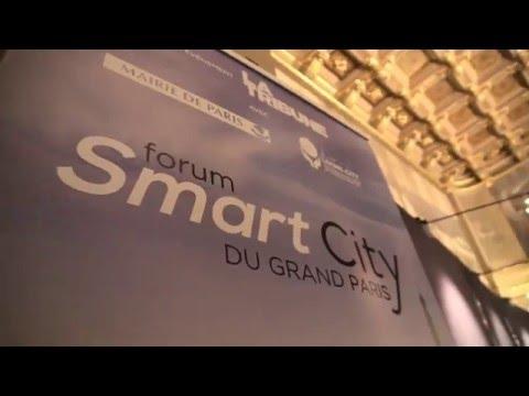 TALAN - Trophées du Grand Paris - Forum Smart City 2015