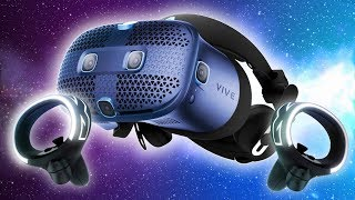 HTC Vive Cosmos Everything You NEED To Know 2.0