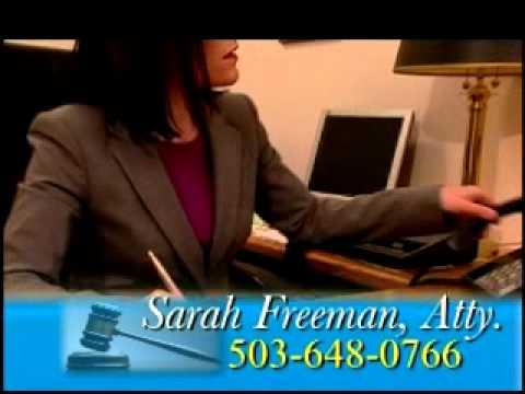 Sarah Freeman- Spanish Speaking Injury Attorney Hillsboro OR