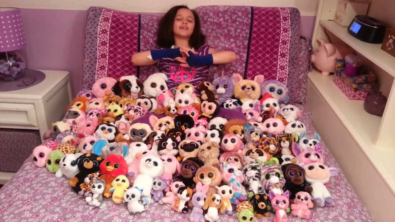 94 Beanie Boo s in ABC order - YouTube 24d49f634a8e