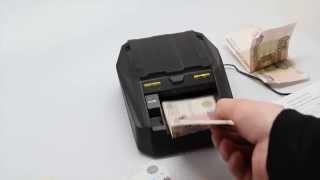 Детектор валют Pro Moniron Dec Pos видео-обзор