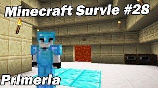 Construction de la Pyramide  !  Minecraft Survie Primeria #28