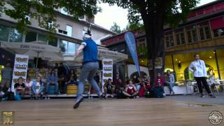 Break the Floor Slovenia - // Bgirl Battle // 3rd Place // 2017