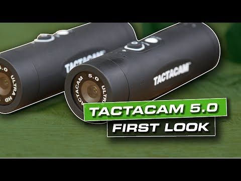 Tactacam 5.0 First Look- Hunting Camera For Self Filming!