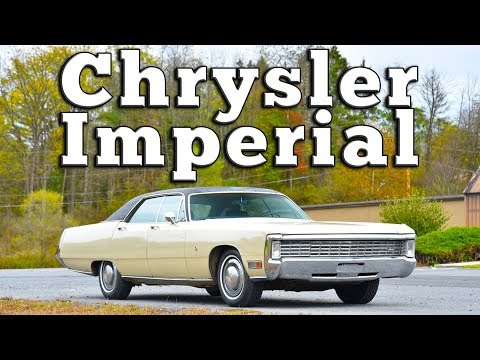 1970 Chrysler Imperial: Regular Car Reviews