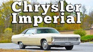 homepage tile video photo for 1970 Chrysler Imperial: Regular Car Reviews