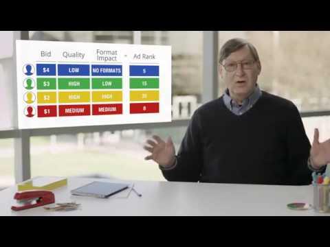 AdWords Auction; How Keyword Bidding Works