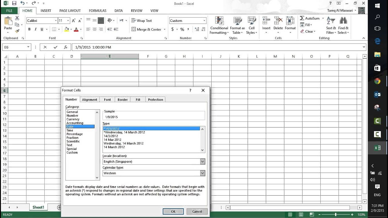 How to covert time zone in excel youtube how to covert time zone in excel nvjuhfo Image collections