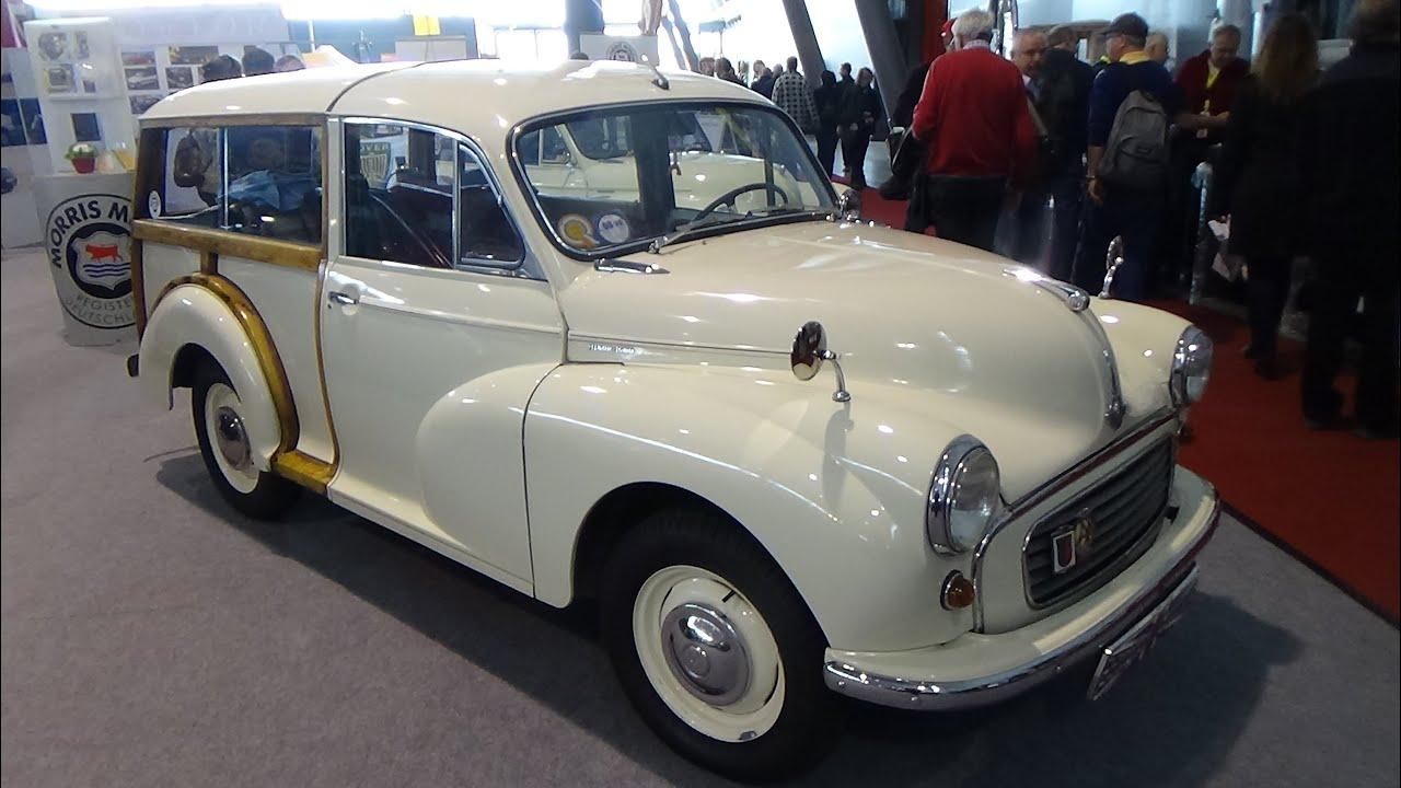 Morris minor traveller for sale - 1956 1971 Morris Minor Traveller Retro Classics Stuttgart 2015