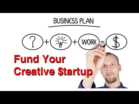 Fund Your Creative Startup - (Kickstarter)