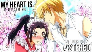 Kaichou wa Maid sama Stereo Hearts AMV