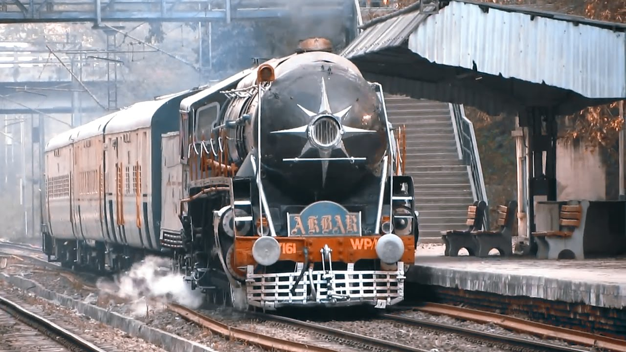 IRFCA - Indian Steam Heritage, The Run ( WP-7161 )