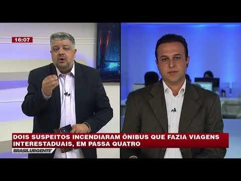 BRASIL URGENTE MINAS 08/06/2018