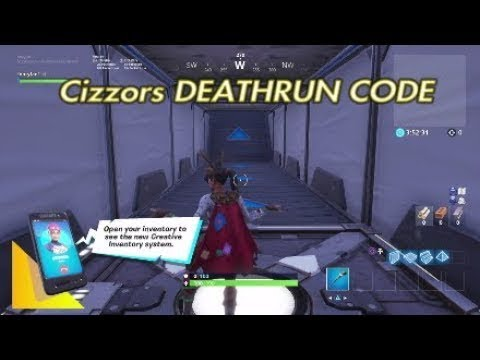 Creative code deathrun 2 0 | 'Fortnite' Creative 6 Best Map