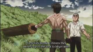 Hajime no Ippo Rising - The birth of the Iron Fist