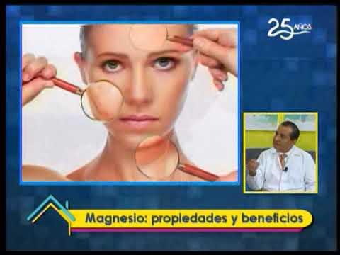 Magnesio: Propiedades y beneficios