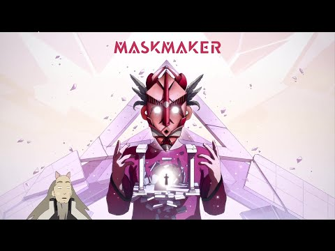 Maskmaker - game trailer with commentary |