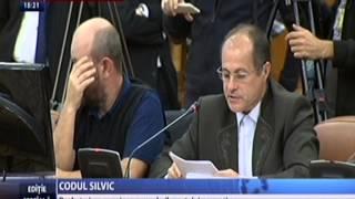 Közvita az új erdészeti törvényről,Bukarestben, Bajkó Tibor, ARBOR Egyesület Thumbnail