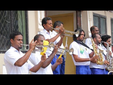 Sulange Lelena Malse Dangapa - සුළඟේ ලෙලෙනා ( Western   Cadet  Band )
