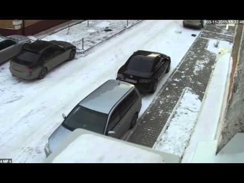Нехватка парковочных мест в Волгограде становится