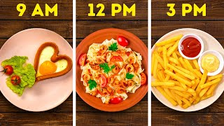 SUPER QUICK AND EASY RECIPES ANYONE CAN COOK || 5-Minute Recipes For Amateurs And Pros!
