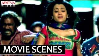 Bodyguard Movie Climax Fight Scene - Venkatesh, Prakash Raj
