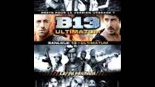 district b 13 ultimatum original sound track from dvd
