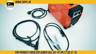 HMP ARC228D Inverter Welding Machine By Rajlaxmi Machine  by zappl