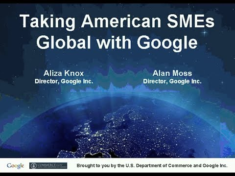 Taking American SMEs Global with Google