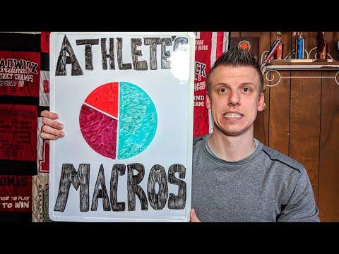 Macros For Athletes | Beginner Macros