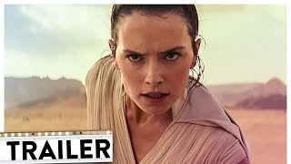 STAR WARS 9: THE RISE OF SKYWALKER Teaser Trailer English (HD) 2019