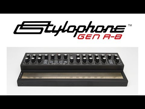 Dubreq's limited edition Stylophone Gen R-8 goes up for sale