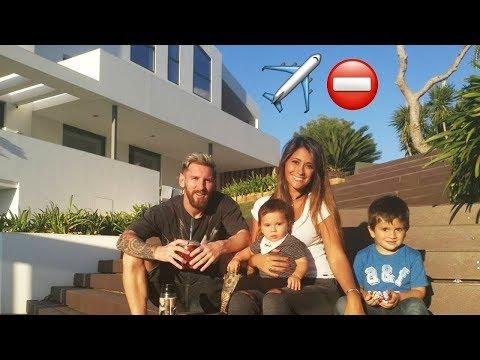 Lionel Messi 'nin evinin üzerinden Neden uçak geçemiyor ?