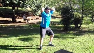 VZ Fitness - Agachamento Prisioneiro