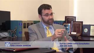 Law Offices of Erik Steven Johnson Video - Law Offices Of Erik Steven Johnson Introduction
