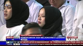 Download Video Kemenkumham Gelar Pengambilan Sumpah PNS 2019 MP3 3GP MP4