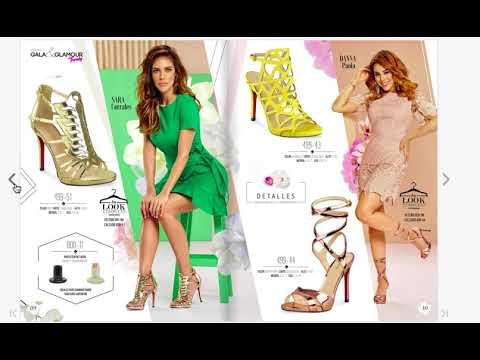 b915bcc51b3 Catalogo Cklass Gala Glamour Primavera 2018 - YouTube
