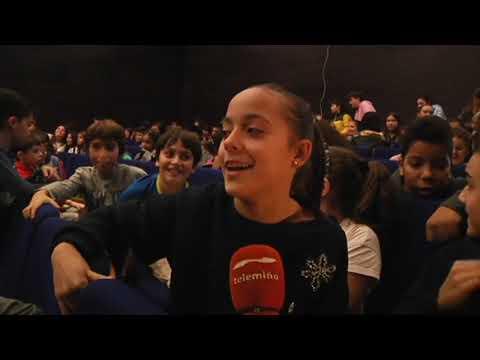 Actividad escolar medioambiente auditorio 11 12 19