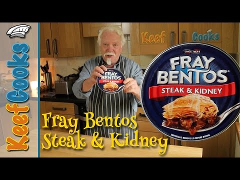 Fray Bentos Steak and Kidney Pie Taste Test @Pie Recipes